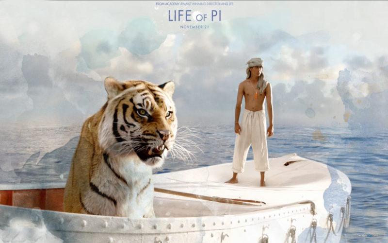 《看‧電影》這隻老虎很搶戲‧少年pi的奇幻漂流3D LIFE of PI觀後有感 @Penny小食光‧輕旅行