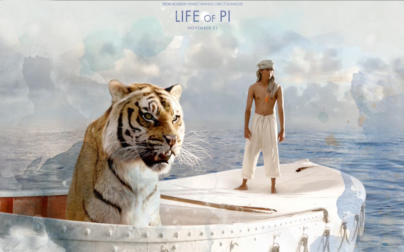 《看‧電影》這隻老虎很搶戲‧少年pi的奇幻漂流3D LIFE of PI觀後有感 @penny小食光輕旅行