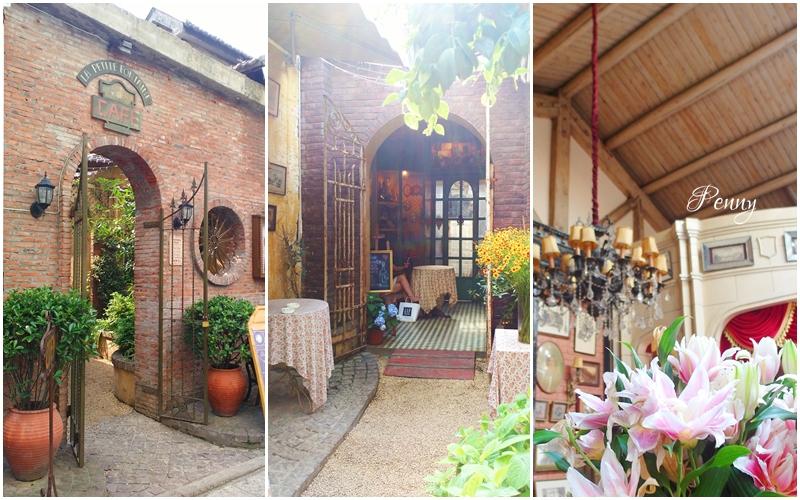 上海咖啡館|靜安區《何以笙簫默》取景咖啡館—不將就的花園咖啡館-上海最美咖啡館小芳廷 @penny小食光輕旅行