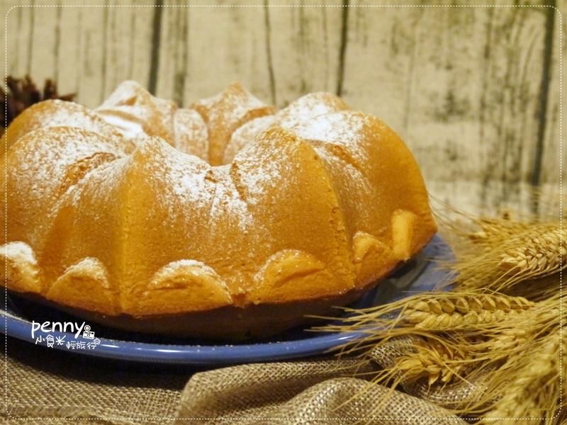 【手作甜點】用水波爐試作奧地利寶盒老師幸福雞蛋糕,一起傳遞幸福的味道 @penny小食光輕旅行