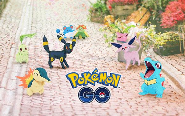 【寶可夢】Pokémon GO全新二代新登場,狂開圖鑑就是爽!!二代寶可夢超可愛/可愛萌主胡說樹耍萌無極限,快來填滿你的圖鑑吧!! @penny小食光輕旅行