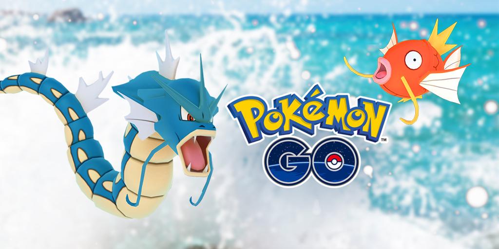 水啦~Pokemon GO 推出「潑水節」活動,水系寶貝~乘龍出現比例大增 @penny小食光輕旅行