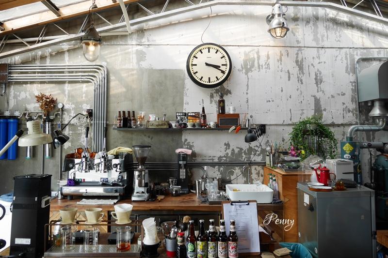 小食光|Ruins Coffee Roasters廢墟飄香的咖啡時光.木柵路上的文青咖啡館 @penny小食光輕旅行