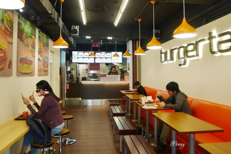 小食光|公館美食|Burger Talks淘客美式漢堡公館店‧現點現作的美味來talk talk!!