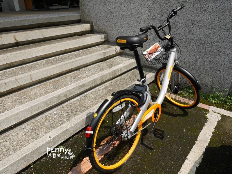 輕旅行 第一次OBIKE就上手,隨借隨還.無樁共享自行車/共享單車,行動更自由(文中提供試乘券優惠碼)