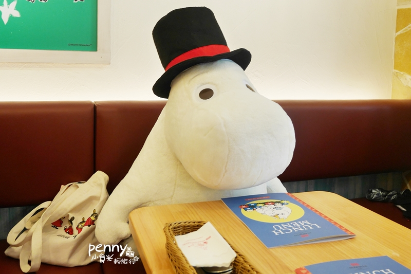 小食光|不是嚕嚕米粉絲的朝聖-嚕嚕米主題餐廳 MOOMIN CAFE @Penny小食光‧輕旅行