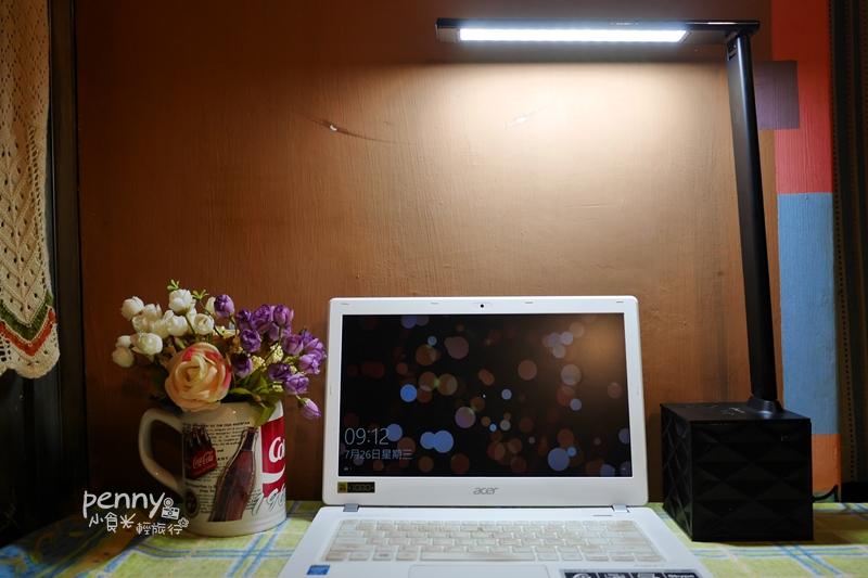 3C開箱|省空間外宿首選/Luxy Star 樂視達音樂立方充電藍牙LED護眼檯燈 @penny小食光輕旅行