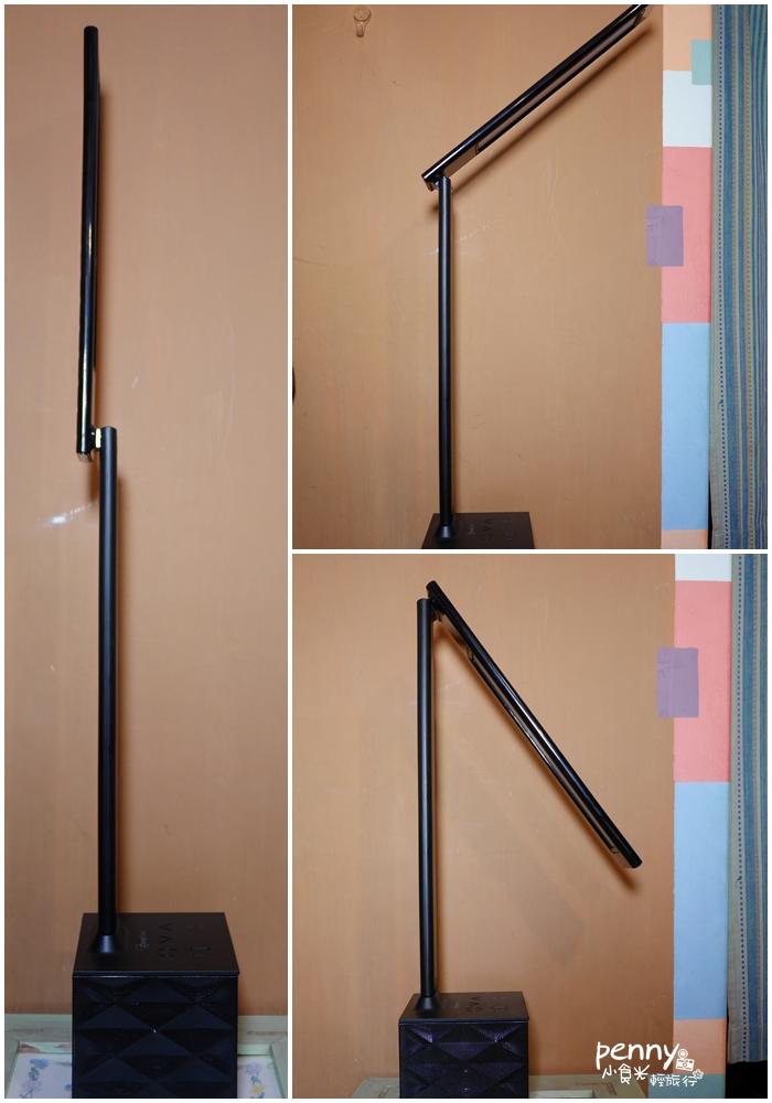 3C開箱|省空間外宿首選/Luxy Star 樂視達音樂立方充電藍牙LED護眼檯燈