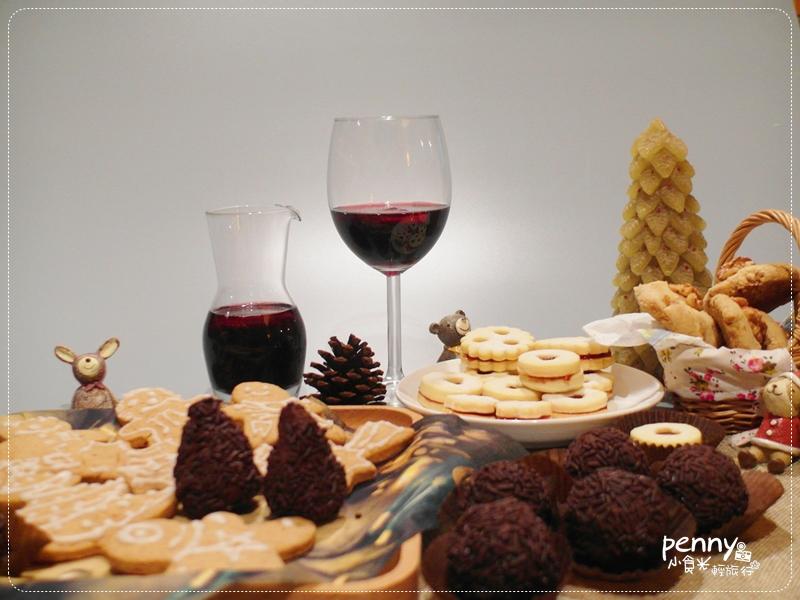 手作|超簡單香料水果熱紅酒mulled wine自己做‧冬季party‧聖誕大餐必備飲品 @penny小食光輕旅行