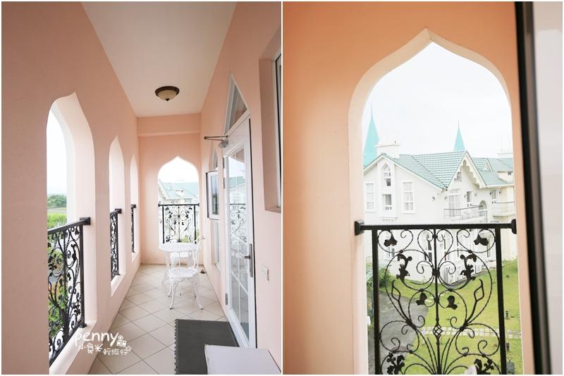 輕旅行|宜蘭民宿希格瑪Sigma花園城堡‧用統計總和完成的夢想花園