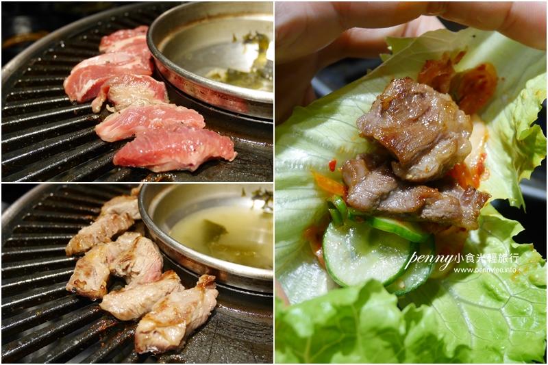 小食光|東區韓式烤肉。지화자韓式烤肉終結王桌邊服務超貼心‧輕鬆當女王