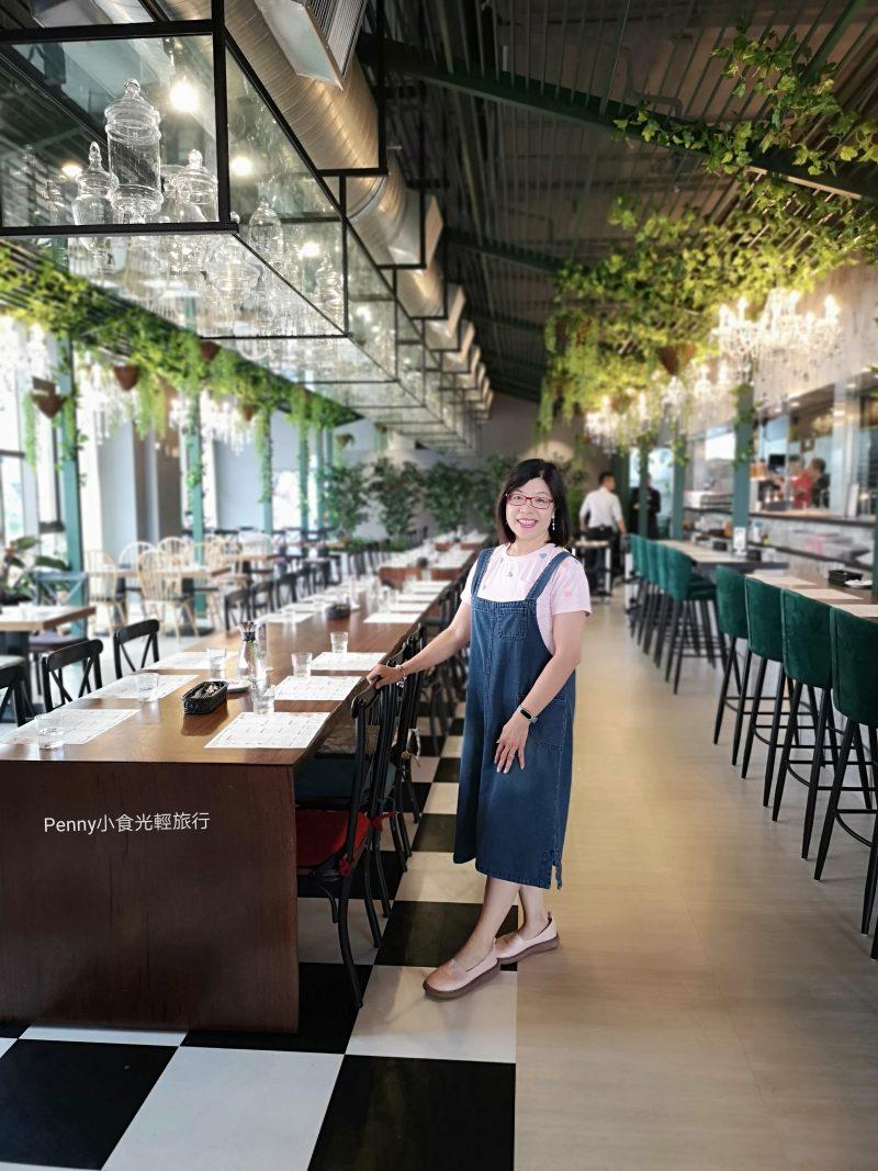 小食光︳內湖美食花草系餐廳•城市裡的小花園,我們一起LeNINI