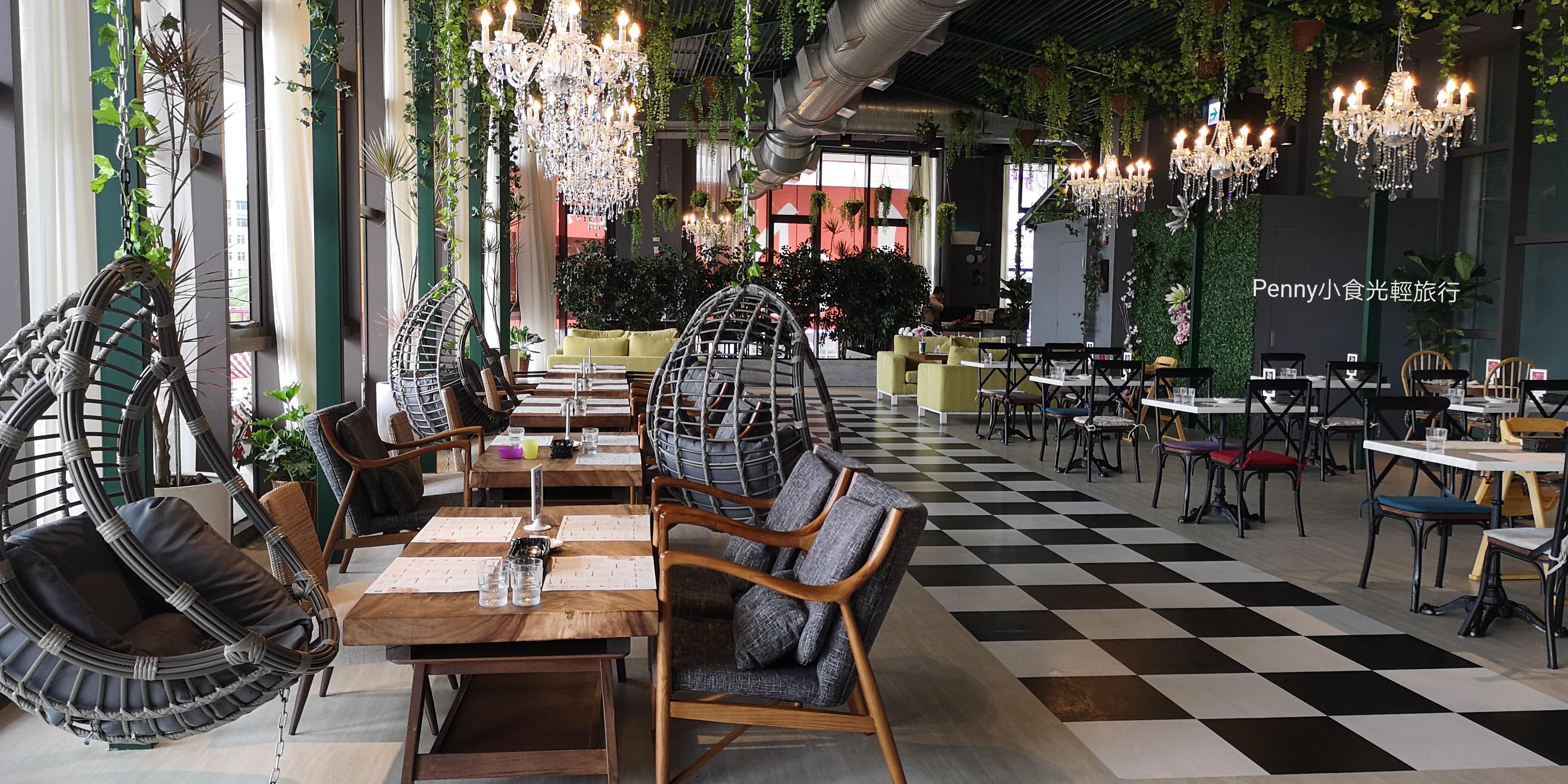 小食光︳內湖美食花草系餐廳•城市裡的小花園,我們一起LeNINI @penny小食光輕旅行