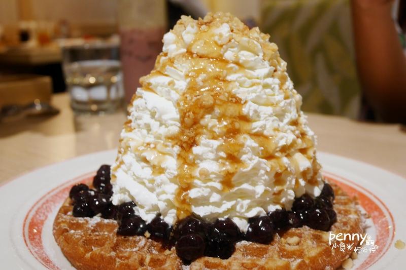 小食光︳日本超人氣Eggs 'n Things-15公分高鮮奶油鬆餅來台進駐微風松高/文末菜單