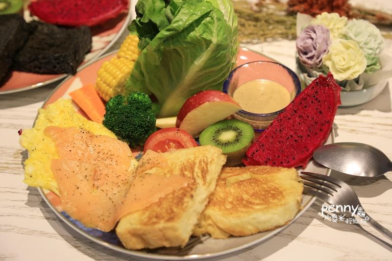 小食光|台北車站美食‧Jap Jap Bikini Cafe Bar 美式咖啡餐酒吧/咖啡早午餐