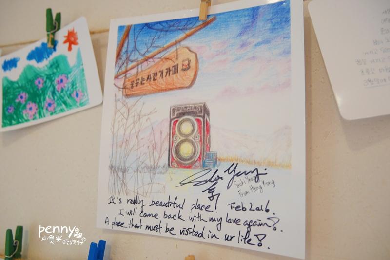 輕旅行|2018韓國釜慶京追櫻小旅行-楊平作夢照相機咖啡館꿈꾸는사진기(Dreamy Camera Cafe)