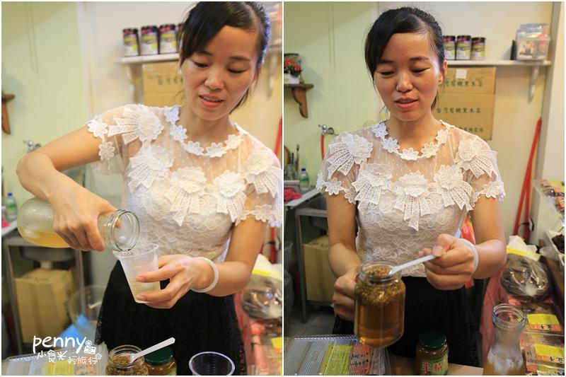 輕旅行|南庄伴手禮-伊加伊日式手工蛋捲/有美的店素肉乾‧桂花釀/老張媽拌醬