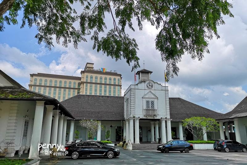 輕旅行|馬來西亞古晉小旅行-驚喜遇見老宅咖啡館-Commons /附古晉旅遊諮詢中心 @penny小食光輕旅行