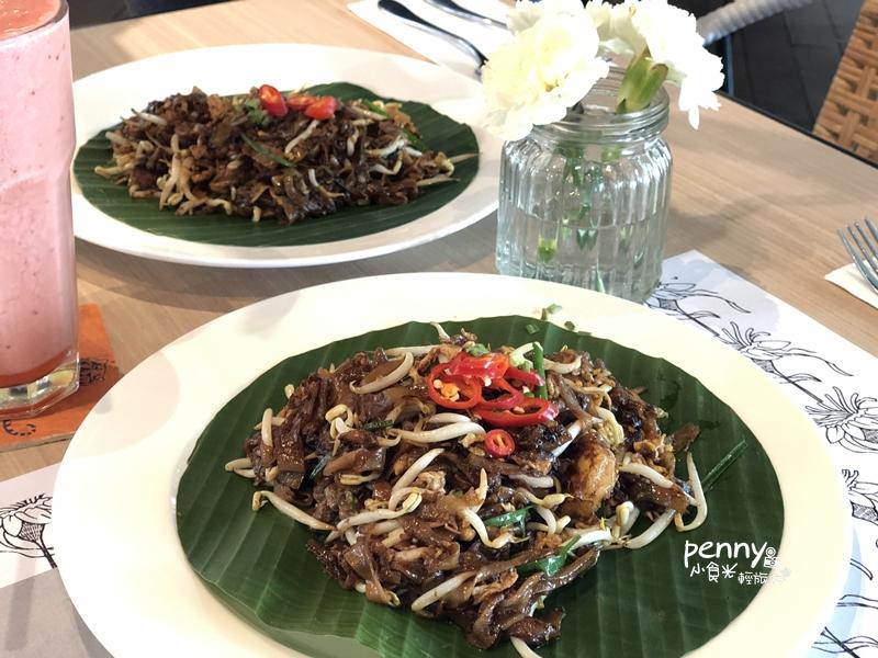 輕旅行|馬來西亞古晉小旅行-驚喜遇見老宅咖啡館-Commons /附古晉旅遊諮詢中心