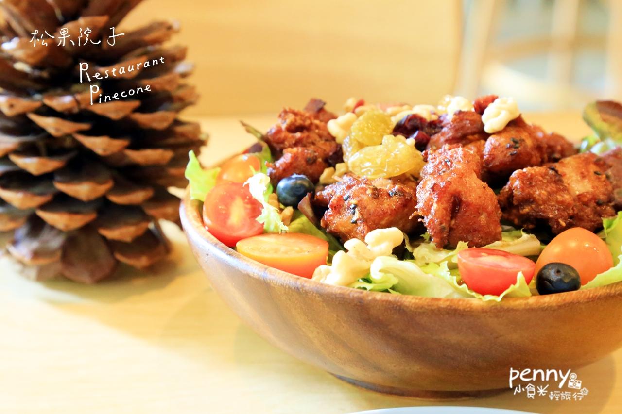 民生社區早午餐|松果院子Restaurant Pinecone院子裡的美食‧富錦街上的溫暖風景 @penny小食光輕旅行